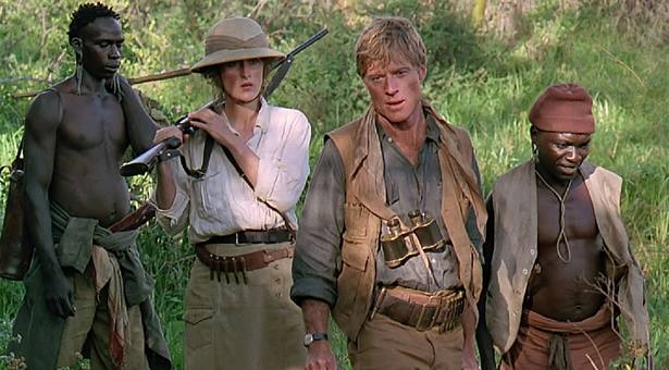 Out Of Africa wordt tv-serie