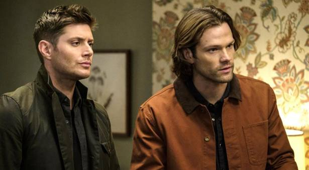 Supernatural s13: Wie is de man in het wit?